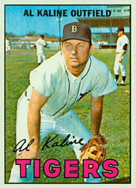 22 Al Kaline Baseball Cards You Need To Own Old Sports Cards