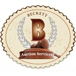 Beckett Auctions Logo