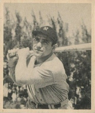 1948 Bowman #6 Yogi Berra Rookie Card