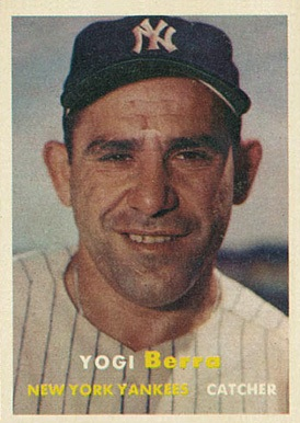 22 Yogi Berra Baseball Cards You Need To Own Old Sports Cards