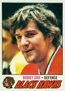 1977 Topps #251 Bobby Orr Hockey Card