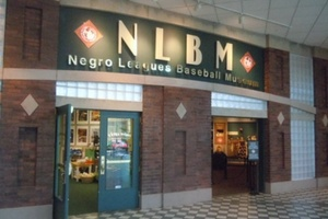 Negro Leagues Baseball Museum, Kansas City, Missouri