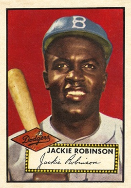 Jackie Robinson Baseball Cards The Ultimate Collectors