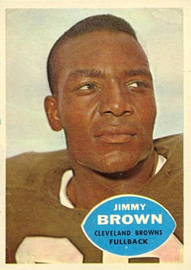 Jim Brown Football Cards The Ultimate Collectors Guide