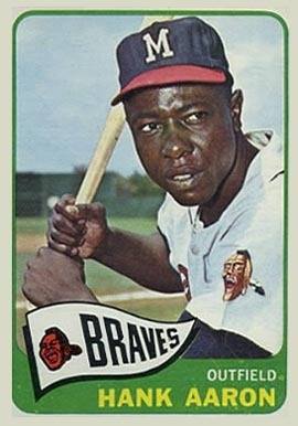 24 Hank Aaron Baseball Cards For Serious Collectors Old Sports Cards
