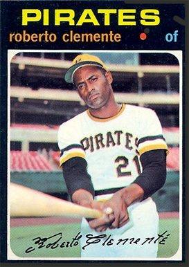 24 Best Roberto Clemente Baseball Cards The Ultimate