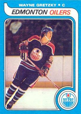 1979 O-Pee-Chee #18 Wayne Gretzky Rookie Card