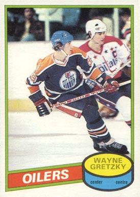 1980 O-Pee-Chee #250 Wayne Gretzky Hockey Card