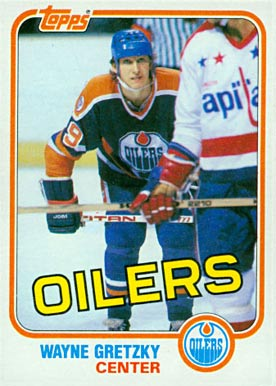 Wayne Gretzky Hockey Cards 21 Of His All Time Best Old