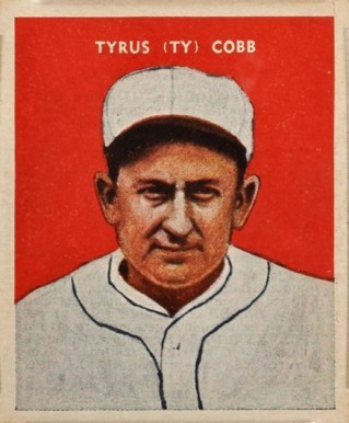 Ty Cobb Baseball Cards The Ultimate Collectors Guide Old Sports