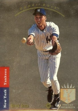 1993 SP #279 Derek Jeter Rookie Card