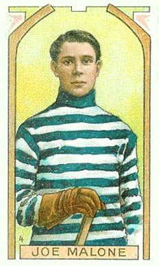 1911 C55 Imperial Tobacco #4 Joe Malone Rookie Card