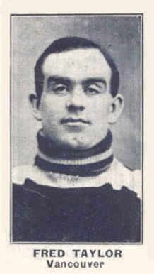 1912 C57 #43 Cyclone Taylor Hockey Card