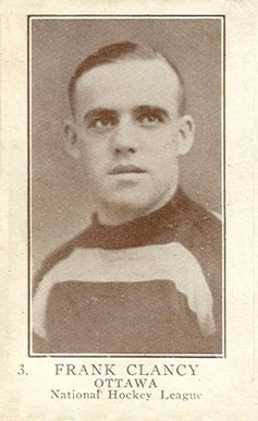 1923 V145-1 #3 King Clancy Rookie Card