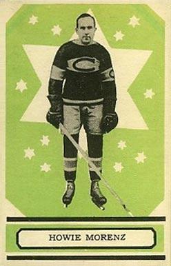 1933 O-Pee-Chee V304A #23 Howie Morenz Hockey Card