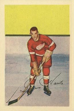 1952 Parkhurst #88 Gordie Howe Hockey Card