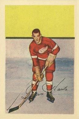 1952 Parkhurst #88 Gordie Howe Hockey Card