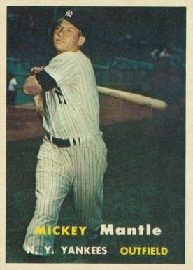 29 Best Mickey Mantle Baseball Cards The Ultimate Collectors Guide