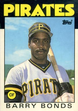 10 Most Valuable Barry Bonds Rookie Cards | Old Sports Cards