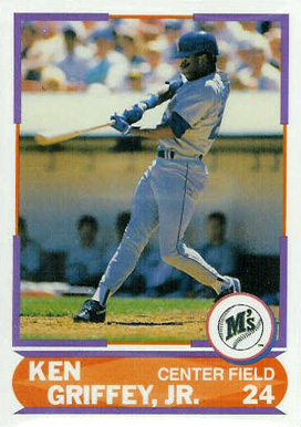 1989 Score Young Superstars Series 2 #18 Ken Griffey Jr. Baseball Card