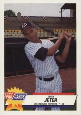 16 Most Valuable Derek Jeter Rookie Cards Old Sports Cards
