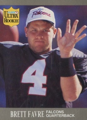 Brett Favre Rookie Cards The Ultimate Collectors Guide