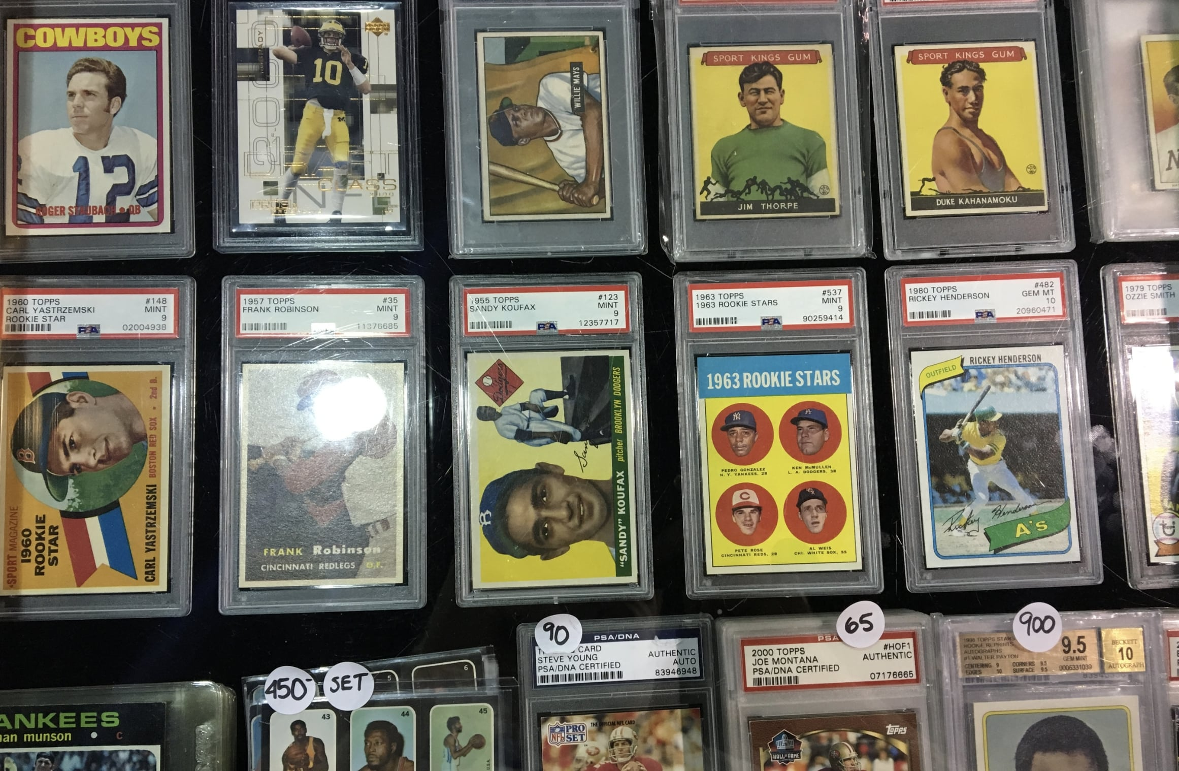 3 Best Tips To Find Baseball Card Shops Nearby Old Sports