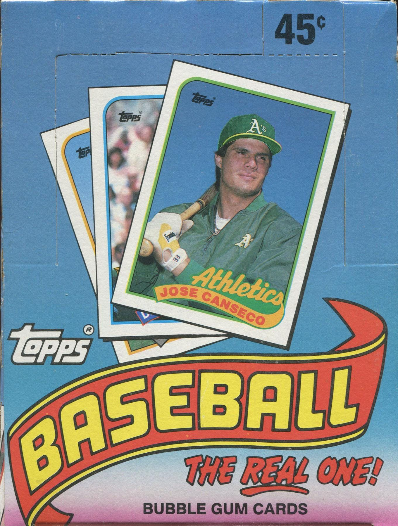 10 Most Valuable 1989 Topps Baseball Cards Old Sports Cards