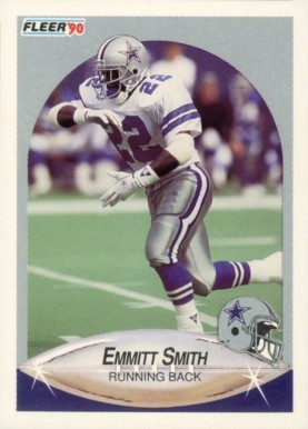 Emmitt Smith Rookie Cards The Ultimate Collectors Guide Old