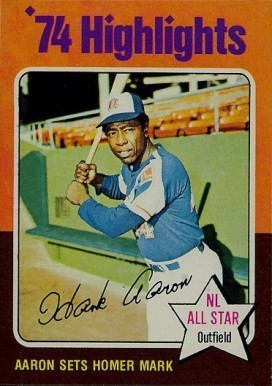 10 Most Valuable 1975 Topps Baseball Cards Old Sports Cards