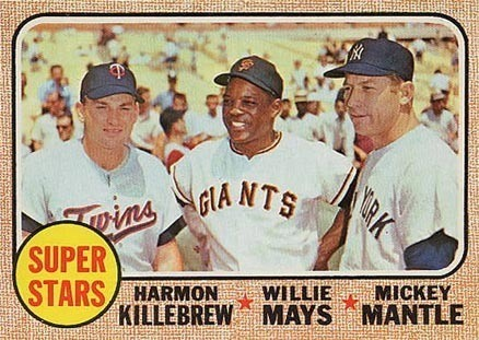 10 Most Valuable 1968 Topps Baseball Cards Old Sports Cards