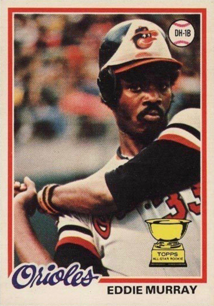 1978 O-Pee-Chee #154 Eddie Murray Rookie Card
