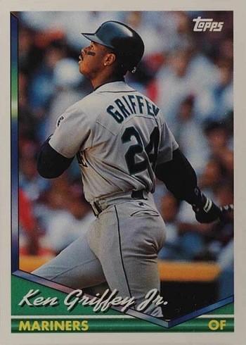 1994 Topps #400 Ken Griffey Jr. Baseball Card
