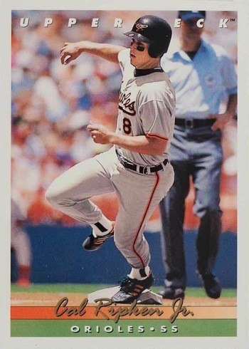1993 Upper Deck #585 Cal Ripken Jr. Baseball Card