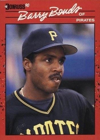 1990 Donruss #126 Barry Bonds Baseball Card