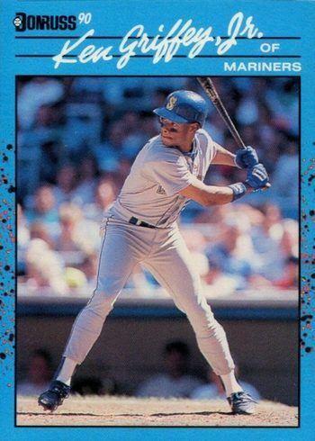 1990 Donruss AL Best #1 Ken Griffey Jr. Baseball Card