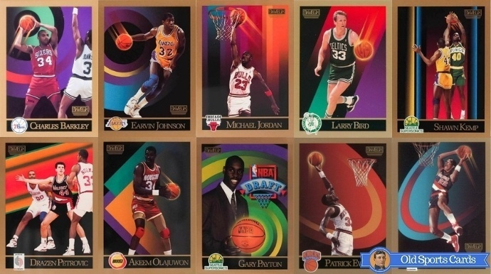 Most Valuable 1990 SkyBox Basketball Cards