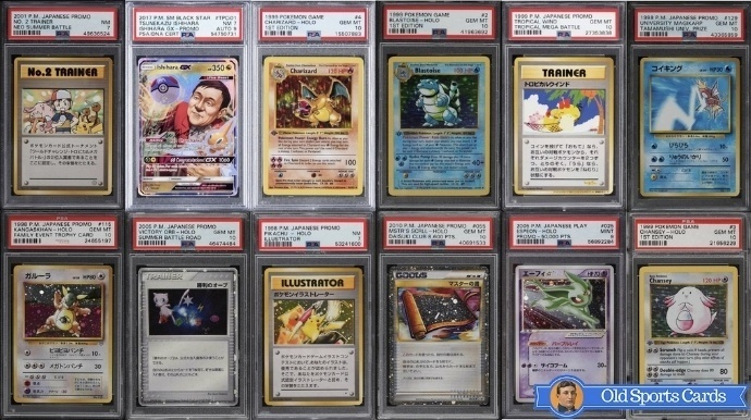 Most Expensive Pokémon Cards of All Time